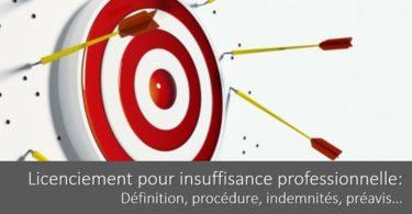 procedure-licenciement-insuffisance-professionelle
