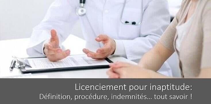 procedure-licenciement-pour-inaptitude-definition-indemnites-chomage