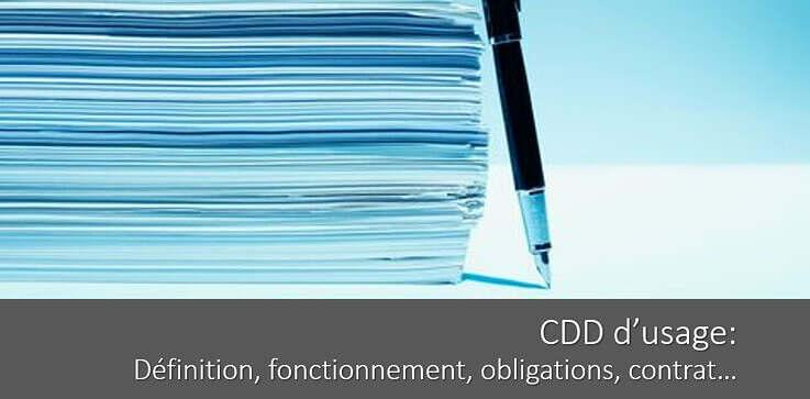 cdd-usage-definition-fonctionnement-obligations-modele-contrat-rupture