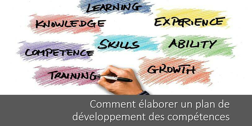 Les 5 étapes pour élaborer un plan de développement des compétences