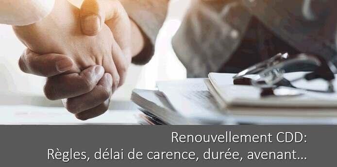renouvellement-cdd-renouveler-contrat-duree-determinee