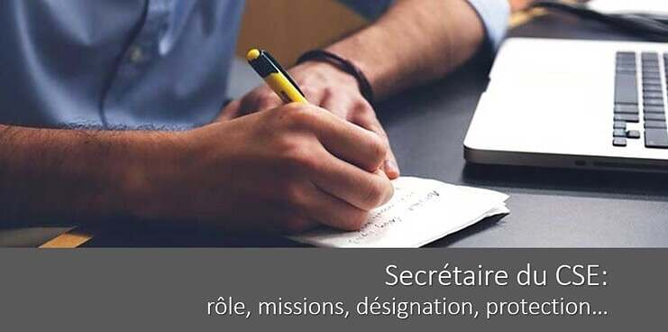 role-secretaire-cse-missions-election-protection