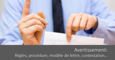avertissement-travail-procedure-definition-exemple-lettre-contestation