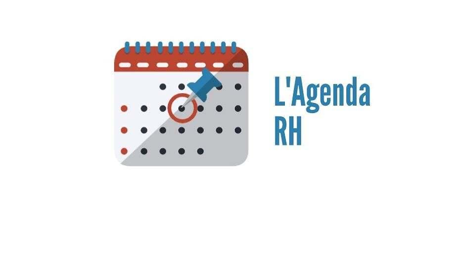 L'agenda RH – Avril 2020