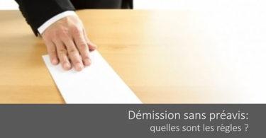 demission-sans-preavis-lettre-cdd-solde-tout-compte-consequences