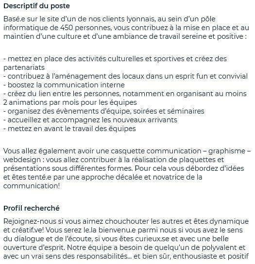 Chief Happiness Officer (CHO): rôle, missions, fiche de ...