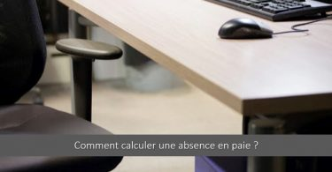 calcul-absence-salarie-paie-methode