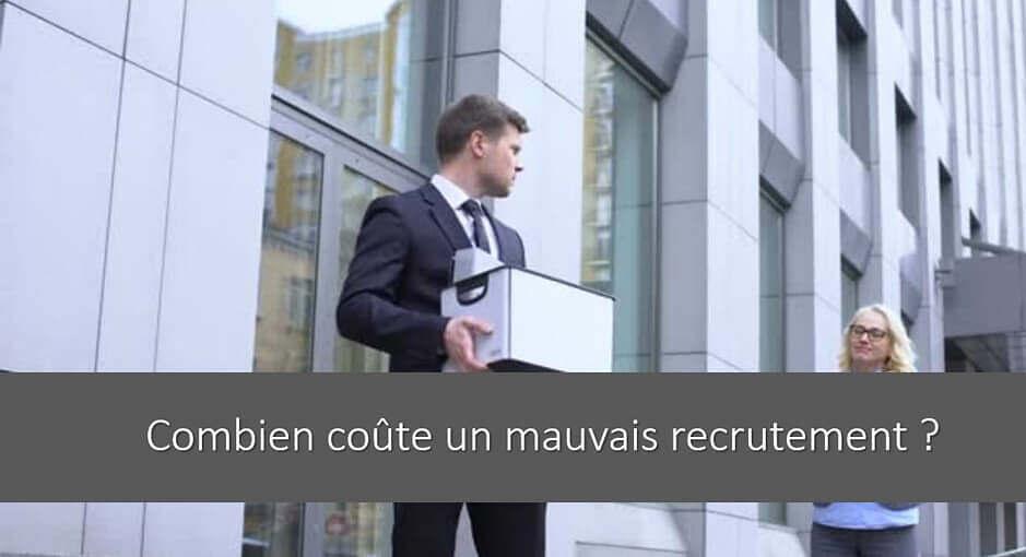 Combien coûte un mauvais recrutement ? Comment l'éviter ?