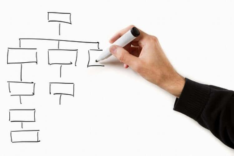 comment-se-presente-un-organigramme-entreprise