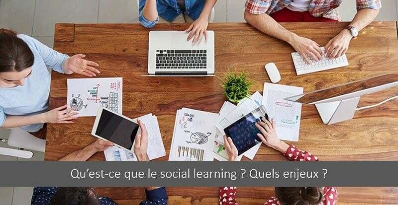 Social learning: définition, enjeux et mise en oeuvre