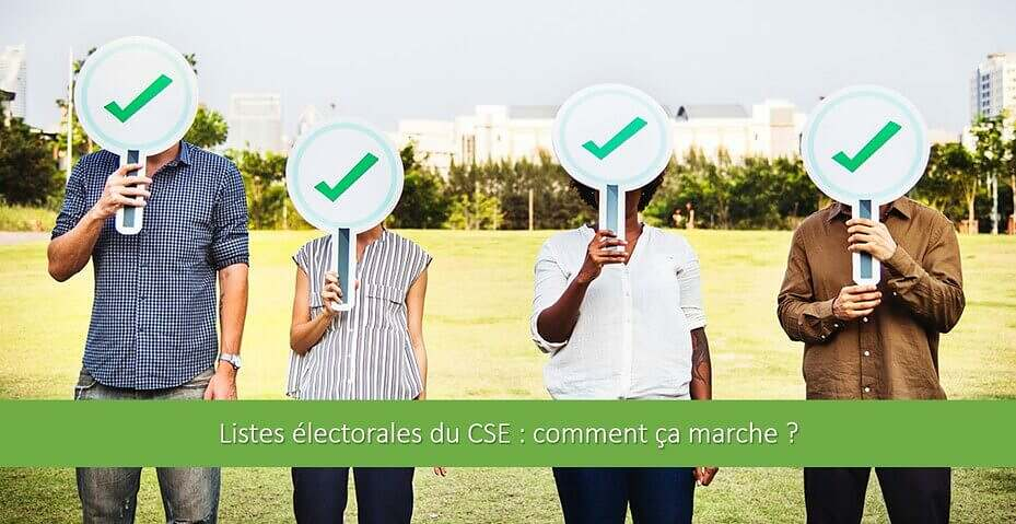 Listes électorales du CSE : tout ce que vous devez savoir