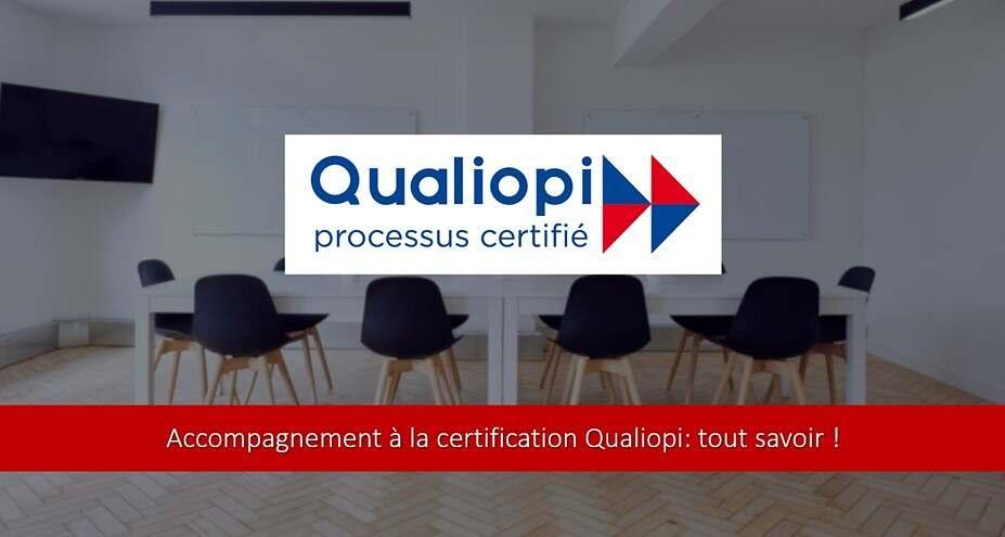 Accompagnement certification Qualiopi : comment ça marche ?