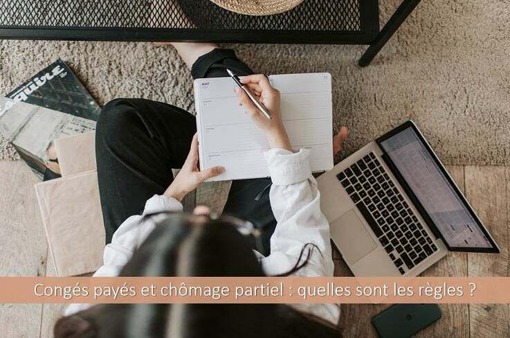 congés-payés-et-chômage-partiel-quelles-règles