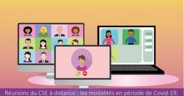 réunion-cse-distance-modalités-période-covid-décret-031220