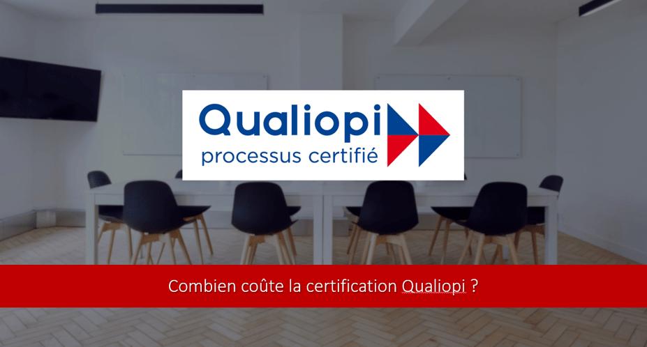 Coût certification Qualiopi : quelles dépenses prévoir ?