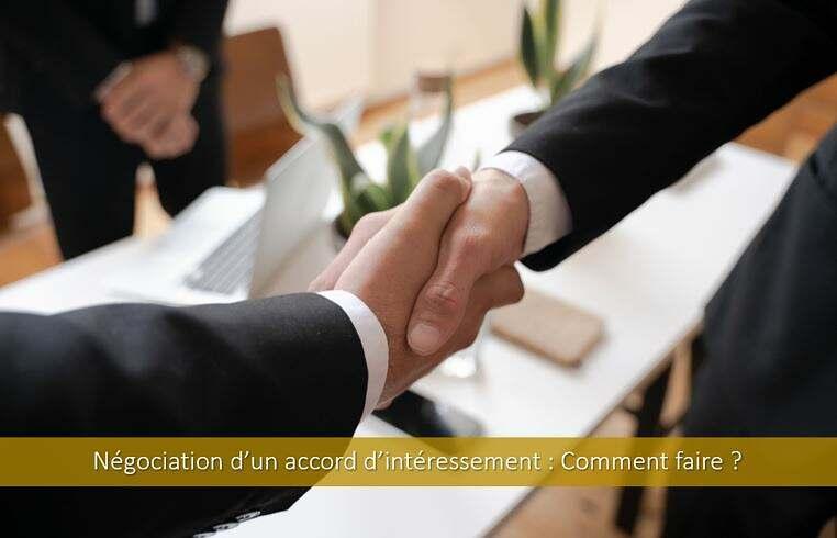 Négociation d'un accord d'intéressement : comment faire ?