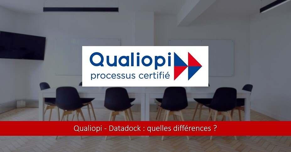 Qualiopi-Datadock : quelles différences ?